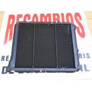 RADIADOR REFRIGERACION DE COBRE RENAULT 9 Y 11 - 1,6 DIESEL REF ORG, 7700773700
