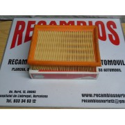 FILTRO AIRE FORD FIESTA 1800 D 89-95 REF ORG, 5029851