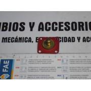 MEMBRANA CARBURADOR SOLEX