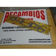 JUNTA COLECTOR RENAULT 6 1100 45 CV REF RORG, 7701348227
