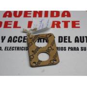 JUNTA PLATINA CARBURADOR WEBER FORD FIESTA XR2 ESCORT ORION REF 30302