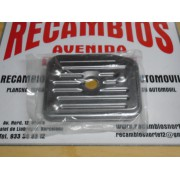 FILTRO SIN JUNTA CAJA DE CAMBIOS AUTOMATICA MERCEDES AUDI SEAT VOLKSWAGEN REF MERCEDES 0002772695 VAG 01M325429