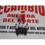 JUEGO DE 4 BUJIAS PLATINUM FORD REF ORG, 1233897