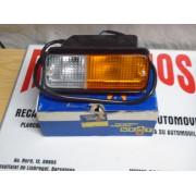PILOTO COMPLETO DELANTERO DERECHO CON PORTALAMPARAS Y CABLES BICOLOR SEAT 131 ORIGINAL REF SEAT JA 93200605
