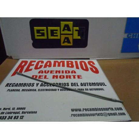 FUNDA CABLE ACELERADOR SEAT 600 D LARGO 440 MM