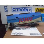TRANSMISIÓN IZQUIERDA CORTA RENAUL CLIO1700 JOMIS RN 400