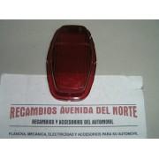 TULIPA TRASERA IZQUIERDA ROJA SEAT 128