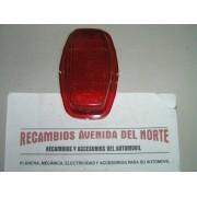* TULIPA TRASERA DERECHA ROJA SEAT 128