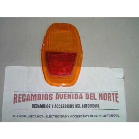 TULIPA TRASERA DERECHA AMBAR SEAT 128