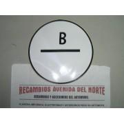 ADHESIVO CLASICO TRANSPORTE COMARCAL PARTICULAR FURGONETA BARCELONA