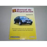 MANUAL DE TALLER AUDI A6 '97 GUIA DE TASACIONES