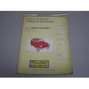 * MANUAL DE TALLER RENAULT 5 TOMO 1 GUIA DE TASACIONES