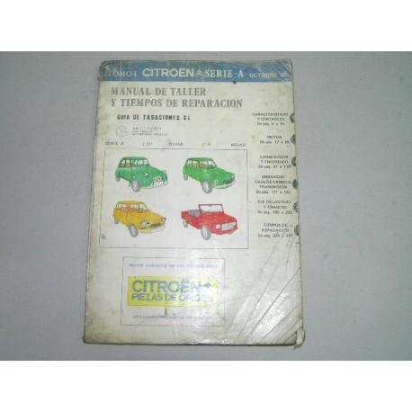 manual de taller citroen serie a 2cv dyane c 8 y mehari guia de rh recambiosnorte com manual despiece citroen dyane 6 manual de despiece citroen 2cv