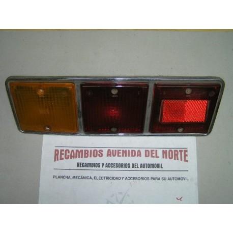 PILOTO TRASERO IZQUIERDO SEAT 132 PRIMERA SERIE OCASION