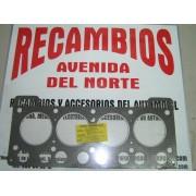 JUNTA DE CULATA RENAULT 4, 6, 8, 8 TS, Y 10 ANTIGUOS MOTOR R-2101 Dg