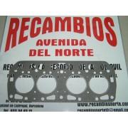 * JUNTA DE CULATA RENAULT 4CV DAUPHINE GORDINI ONDINE R4 3 MARCHAS VENTOUX