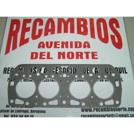 * JUNTA DE CULATA RENAULT DAUPHINE GORDINI ONDINE R4 3 MARCHAS