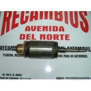 INDUCIDO MOTOR DE ARRANQUE FEMSA 10845-1 SEAT 1500