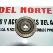 POLEA ALTERNADOR FEMSA 19329-1 SEAT 124D LUJO, 124LS Y 1430 EQUIPADOS CON ALTERNADOR ALB40-35