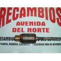INDUCIDO MOTOR DE ARRANQUE FEMSA 12517-2 SIMCA 900 Y 1000, 900 Y 1000 ESPECIAL, GT Y RALLYE CON MOTOR DE ARRANQUE MTA12-20