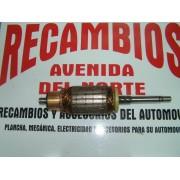 INDUCIDO MOTOR DE ARRANQUE FEMSA 17127-2 RENAULT 12, R12S, ALPINE 1300, R12TL R12F Y 12TS CON MOTOR DE ARRANQUE MTS12-10