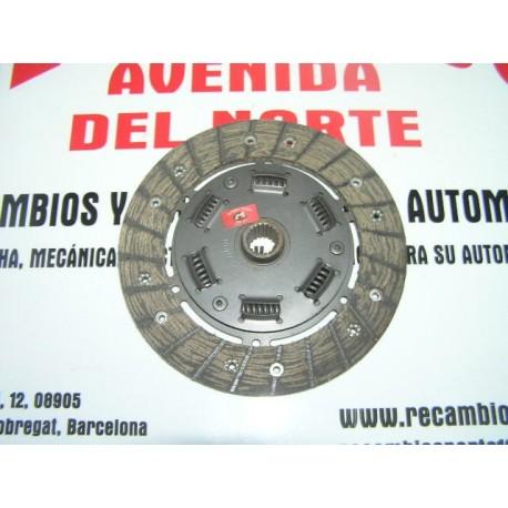 DISCO EMBRAGUE VALEO 692046 RENAULT 4