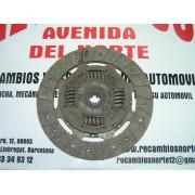 DISCO EMBRAGUE SACHS 1861733133 FIAT 4466935 FIAT RITMO, X 1/9, REGATA, FIORINO, LANCIA DELTA Y PRISMA