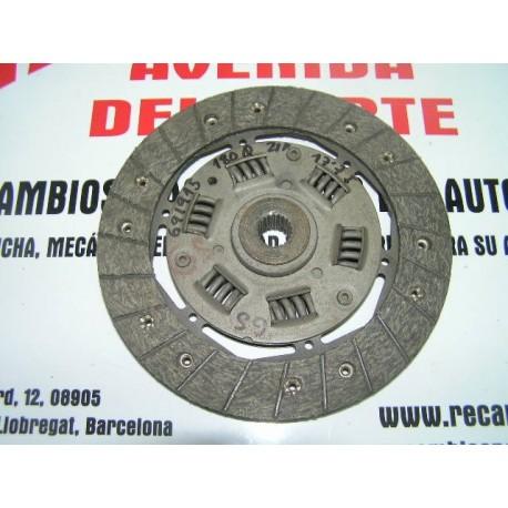 DISCO EMBRAGUE VALEO 691915 CITROEN GS Y GSA