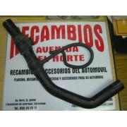 MANGUITO SUPERIOR RADIADOR SEAT TOLEDO 1.9D Y TD ('91-'98) CON AIRE ACONDICIONADO METALCAUCHO 8389
