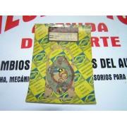 JUEGO JUNTAS CARBURADOR RENAULT 6 Y 12 Nº REF. GLASER K30106