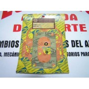 JUEGO JUNTAS CARBURADOR SEAT 127 1010CC Nº REF. GLASER K30007