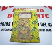 JUEGO JUNTAS CARBURADOR RENAULT 12 Nº REF. GLASER K30109