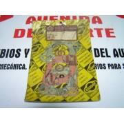 JUEGO JUNTAS CARBURADOR RENAULT 5 R1242 Nº REF. GLASER K30101