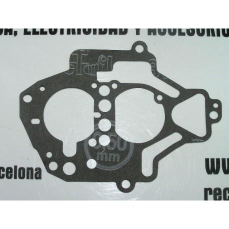 JUNTA TAPA CARBURADOR RENAULT 19 SOLEX REF: 30309