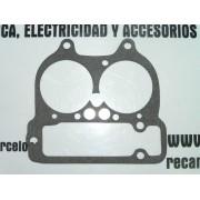 JUNTA TAPA CARBURADOR SIMCA 1200 Y TALBOT 150 WEBER STARTER MARIPOSA REF: 30089
