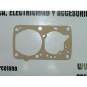 JUNTA TAPA CARBURADOR MONOCUERPO RENAULT 9, R11 Y R5 GTL SOLEX REF: 30278