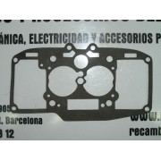 JUNTA TAPA CARBURADOR VW VOLKSWAGEN SCIROCCO 2B2 PRIMER TIPO REF: 30318