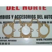JUNTA TAPA CARBURADOR PORSCHE 911, CARRERA G 40 DAP REF: 30322