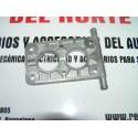 BASE ALUMINIO CARBURADOR RENAULT 18 WEBER