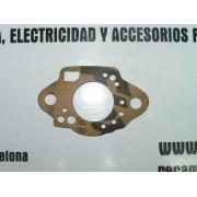 JUNTA ENTRE CUERPO CARBURADOR RENAULT 5 Y R7 32mm Ø REF: 30079