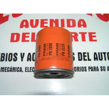 FILTRO ACEITE CITROEN AMI 10, GS, GSA Y GSX FRAM PH2898 Y PH4765