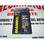 ADHESIVO REPARADOR DE POLIURETANO PARA PLASTICOS MANNOL 9918