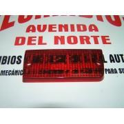 TULIPA TRASERA IZQUIERDA ROJA SEAT 131 PRIMERA SERIE GEMO 20883