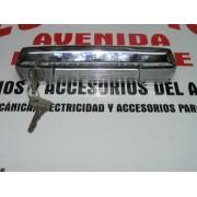 MANETA PUERTA DELANTERA DERECHA SEAT 124 FL Y 1430 CON LLAVES CLAUSOR 46-40