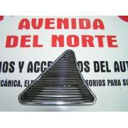 REJILLA AIREADOR LATERAL SEAT 600 L Y 850 ESPECIAL DERECHA METALICA