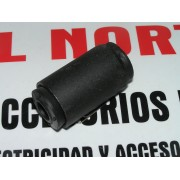 CASQUILLO ELASTICO SILENTBLOCK TRAPECIO INFERIOR SUPENSION ANTERIOR RENAULT 18 Y FUEGO CAUTEX 430202523 - 02.0252
