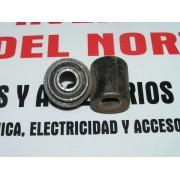 SOPORTE SILENTBLOCK DERECHO BARRA ESTABILIZADORA RENAULT 4 - FLEXO 45028651