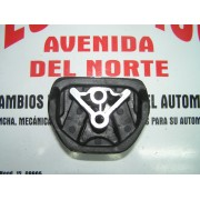 SOPORTE MOTOR SILENTBLOCK OPEL KADETT 1.6 Y 1.7 DIESEL DESDE 1986 - CAUTEX 48.0076 - REF. OPEL 0684265 - 0684267