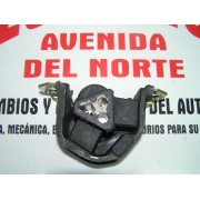 SOPORTE MOTOR SILENTBLOCK TRASERO OPEL CORSA 1983-1993 METALCAUCHO 00744 - REF. OPEL 0682552