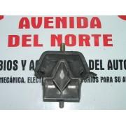SOPORTE MOTOR SILENTBLOCK DELANTERO RENAULT 18 GTL, GTS Y TURBO 82 - CAUTEX 02.0330 - REF RENAULT 7704000469